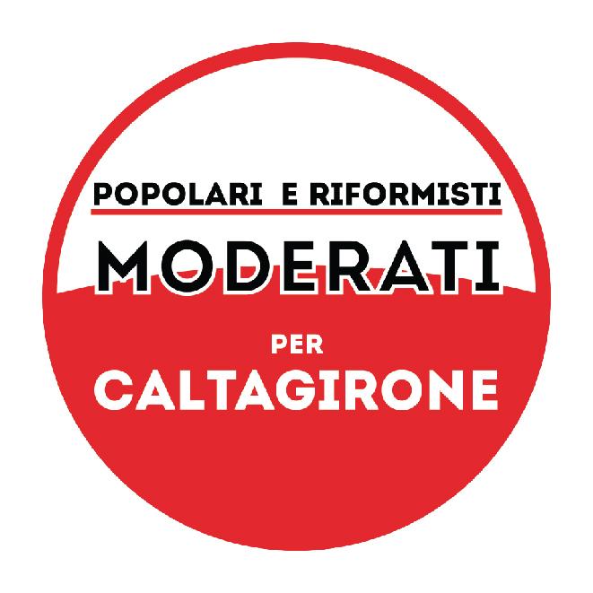 Moderati per Caltagirone