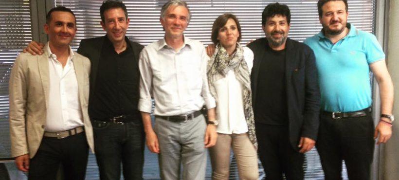 Franco Pignataro presenta la squadra degli assessori al completo